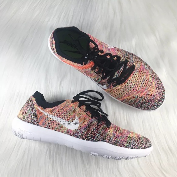 ee0a96dcef3869 Women s Nike Free Focus Flyknit 2 Training Shoes